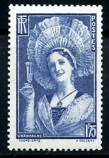 STAMP /  TIMBRE DE  FRANCE NEUF LUXE N° 388 ** CHAMPENOISE