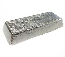 Alloy R98 Pewter Casting Ingot (98%Tin, Bismuth 1.5%, Copper .50%)