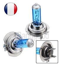 Kit de 2 Ampoules Halogène Gaz Xenon H7 6000K - 100W 12V en stock **