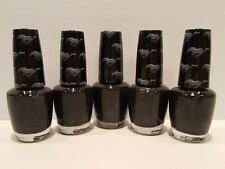 O.P. I ~Lot Of 5 ~Queen Of The Road ~Nail Lacquer ~0.5 Fl Oz~Nwob