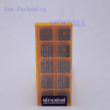 10pcs Carbide Inserts SEMT13T3AGSN-JM VP15TF for ASX445 Face Mill Mitsubishi