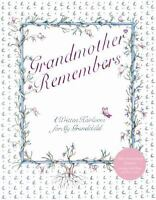 Grandmother Remembers 30th Anniversary Edition Levy, Judith VeryGood
