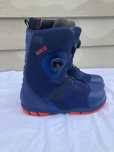 HEAD 650 4D Focus Double Boa Snowboard Boot - ALL SIZES -  **GREAT CONDITION**