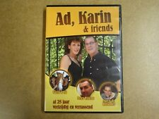 MUSIC DVD / AD, KARIN & FRIENDS
