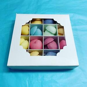 16 x Soy Wax Melts Gift Box Ladies Personalised Christmas Birthday Treats