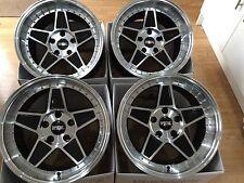 "FYK ED3 17"" 10j Alloy Wheels JAP 200sx Skyline 5x114.3 DRIFT JDM"