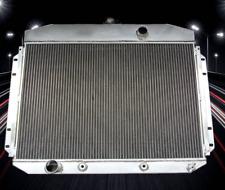 NEW 3 ROW All Aluminum Radiator 61 62 63 64 FORD TRUCK PICKUP V8 ENGINES