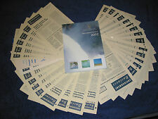 34x ENVIRONMENT BUSINESS Information for Industry digest + CIWEM Directory 2002
