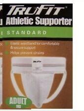 Trufit Athletic Supporter Jock Strap MEDIUM Elastic Sports Gear Men's M Or