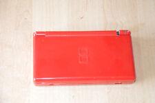console DS lite rouge - pour pièces / en panne