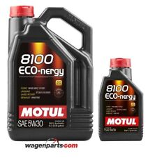Aceite motor Ford Land Rover Volvo A5/b5 Motul 8100 Eco-nergy 5w30 6 L