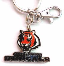 Cincinnati Bengals Logo Key Chain