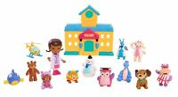 Just Play Doc McStuffins Deluxe Friend Playset Ages 3+ Toy Doll House Doctor