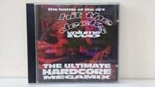 Various - Hit The Decks Volume 2 Ultimate Hardcore Megamix - CD Album - Ex Cond