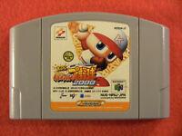 Jikkyou Powerful Pro Yakyuu 2000 (Nintendo 64 N64, 2000) Japan Import