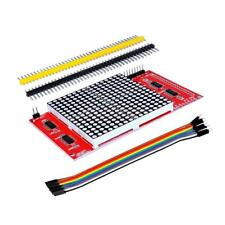 16x16 LED Dot Matrix Display Modul Kit Dupont Linie für Arduino DIY