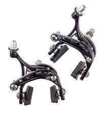 Campagnolo Skeleton Dual Pivot Black Brake Set fit Super Record Chorus