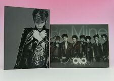CD+DVD INFINITE Be Mine JAPAN First Limited TYPE-A Solid Ver. Sung Kyu SungKyu