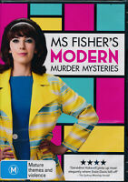 Ms Fisher's Modern Murder Mysteries DVD NEW Region 4