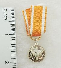 Germany miniature Lifesaving Medal