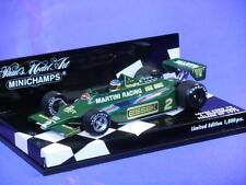 LOTUS FORD 79 Carlos reutemann italien Gp 1979 Minichamps 400 790102 1:43 NEW