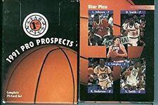 NBA 1991/92 - Star Pics Pro Prospect Basketball - Box
