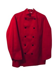 Double Breasted Men's Chef Coat / Jacket