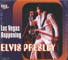 Elvis Collectors 2 CD Set  - Elvis Las Vegas Happening