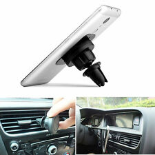 Voiture magnétique air vent mount holder stand for mobile cell phone iphone 7 plus gps