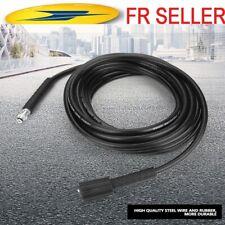 20 Mètres Tuyau à Haute Pression pour Kärcher HD 600 645 Plus 650 650 650 SX