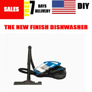 THE NEW BISSELL Zing Bagless Canister Vacuum