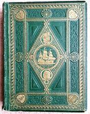 """The Life & Adventures of Robinson Crusoe"". De Foe. Routledge 1864."