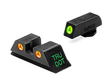 Meprolight TRU-DOT SURE SHOT Tritium Night Sights Orange for Glock 20/21/29/30