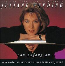 Juliane Werding Von Anfang an..-Ihre grössten Erfolge aus den ersten 15 J.. [CD]