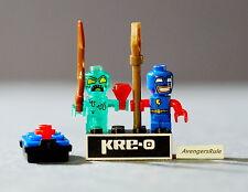 Kre-O Cityville Invasion Series 2 Mini-Figure Population Bolt Man Dripperz