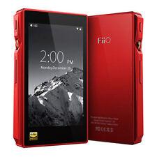 FiiO X5 III 3 Red Hi-res Lossless Digital Audio Music Player 3rd Generation