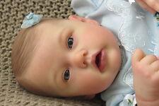 Bonnebellebabies bébé reborn fille Penny par Natalie Blick