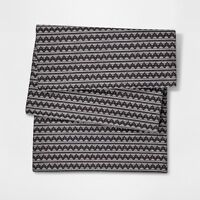 Black Chevron  Zigzag Table Runner  Project 62 Target new