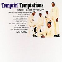 *NEW* CD Album The Temptations - Temptin' Temptations (Mini LP Style Card Case)