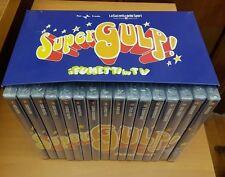 OPERA COMPLETA in 16 DVD * SUPERGULP / SUPER GULP * Fumetti in TV (Tutti Nuovi)