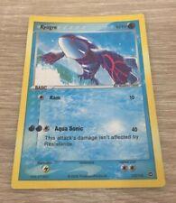 POKEMON : KYOGRE 2006 CARD 100/106