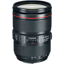 New CANON EF 24-105mm f4 L IS II USM Lens