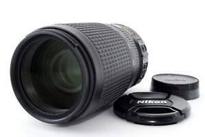 NIKON AF-S VR Zoom Nikkor 70-300mm f/4.5-5.6G IF-ED 【Near Mint】From Japan