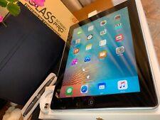 Apple iPad 3rd (16gb) Wi-Fi (A1416) Retina 9.7in/ Black * MiNT ExTRA {iOS 9} 89%