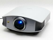 Sony VPL-VW50 Pearl 1080p Home Theater UHP Video Projector HDMI 900 Lumens SXRD