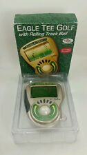 Eagle Tee Golf with Rolling Track Ball Handheld Video Game by RecZone GF7000
