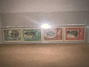 Malaysia malaya s north borneo 1956 6pcs 10 cents to $1 mnh