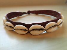 Chocker Necklace African Cowrie Shell