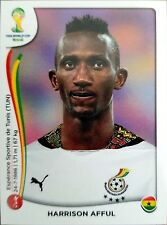 2014 Panini World Cup Stickers Soccer Harrison Afful #532
