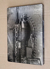 Gears of War 2 LIMITED EDITION STEELBOOK,,, nessun gioco // no game